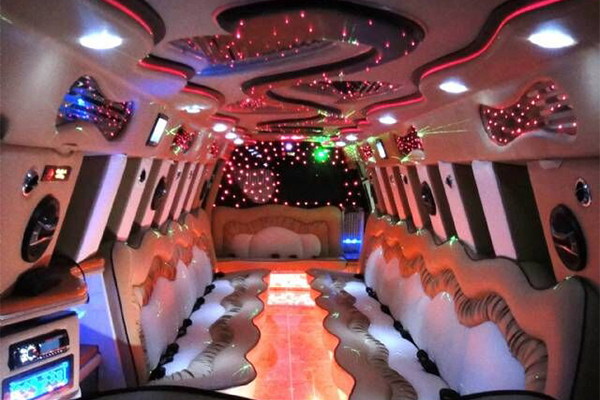 14 Person Escalade Limo Services Salem