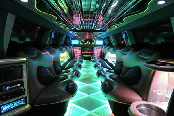 14 Person Hummer Limo Rental Salem