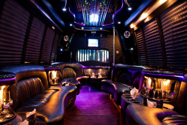 15 Person Party Bus Rental Salem