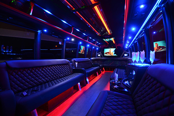 40 Person Party Bus Rental Salem
