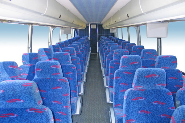 50 Person Charter Bus Rental Salem