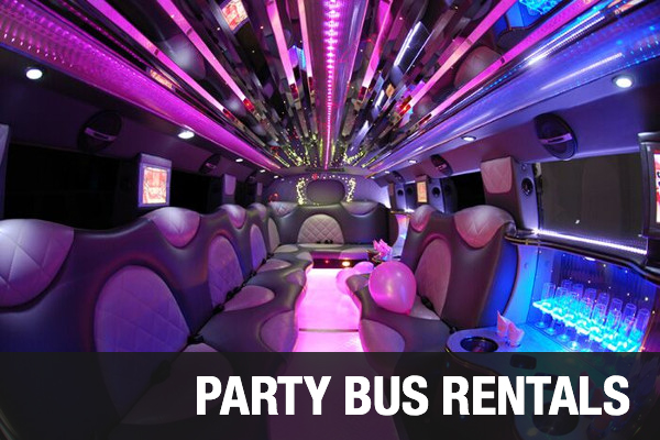 Party Bus Rentals Salem