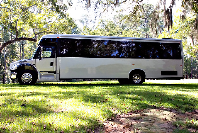 Salem 40 Person Shuttle Bus